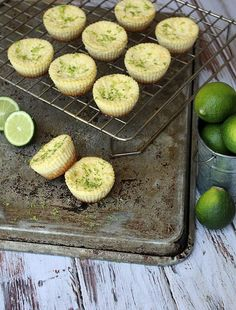 Low Carb Key Lime Cheesecakes | Ruled Me: