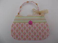 Handbag Card by Kingfisher Crafts