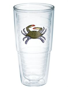 Crab Blue - 24oz tumbler