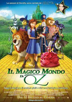 Film: Il magico mondo di oz - una nuova avventura ... Dal 12 giugno 2014    #trailer #film #cinema