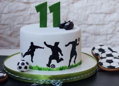 Birthday cake boys soccer 29 ideas for 2019 : Birthday cake boys soccer 29 ideas. Birthday cake boys soccer 29 ideas for 2019 : Birthday cake boys soccer 29 ideas for 2019 Football Birthday Cake, Soccer Birthday Parties, Birthday Boys, Sport Cakes, Soccer Cakes, Soccer Ball Cake, Bolo Fack, Cake Drawing, Big Cakes