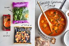 5 Easy Trader Joe's Dinners with Only 3 Ingredients Fall Recipes, Dinner Recipes, Healthy Recipes, Dinner Ideas, Supper Ideas, Donut Recipes, Quick Recipes, Quick Meals, Joe Recipe
