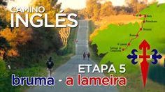 ETAPA 5 #HospitaldeBruma - #ALameira (30 Kms) #CaminodeSantiago #CamiñoInglés #CaminoIngles #TheWay #TheCamino #EnglishWay #EnglishRoute #StJamesWay #WayofSaintJames #pilgrim #pilgrimage #peregrino