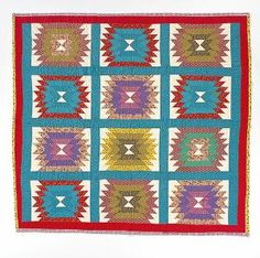 A Spectacular Collection of Native American Quilts | Photo Gallery | Smithsonian.com