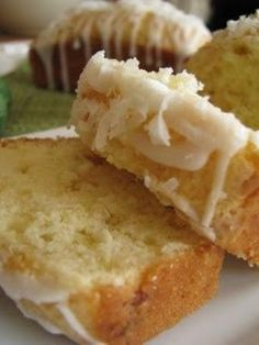 Key Lime and Coconut White Chocolate Pound Cake. Awesome, rich and moist cake with a nice creamy cake texture that tastes like chocolate instead of lumps of chocolate