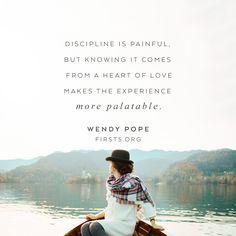 Discipline: God's Corrective Love| first5.org