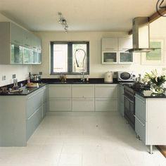 Sleek kitchen   Kitchen design   Decorating ideas   Image   Housetohome