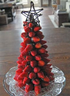 Strawberry and Chocolate Tree | Interiorish