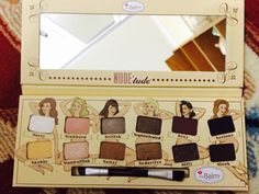 Nude 'tude palette - the Balm  From David Jones ($49)