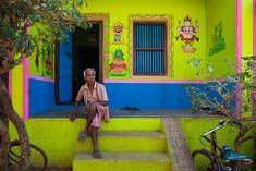 Home, Raghurajpur