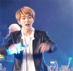 LA K-POP FESTIVALエンディングのオンテムGIF♪ |しゃいにぺん むるのブログ♪