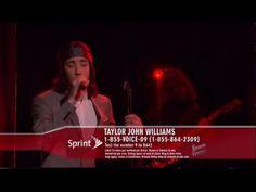 "Taylor John Williams: ""Come Together"" - Top 10 The Voice US Season 7 Epi..."