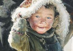 劉雲生 watercolor