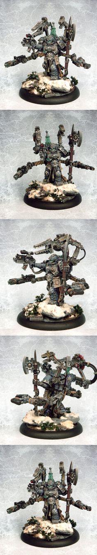 W40K - Techmarine (by Tortoise)