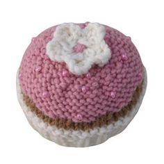 Cupcake (Knit a Teddy) Knitting pattern by Knitables Christmas Knitting Patterns, Knitting Patterns Free, Knit Patterns, Craft Websites, Baby Scarf, Yarn Bowl, Paintbox Yarn, Yummy Cupcakes, Red Heart Yarn