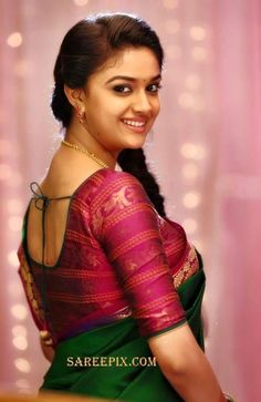 bollywood girl hottie actress Keerthy Suresh beauty movie photos lovely style gorgeous wallpapers stunning looks images pics hd smile dress hairstyle diet family cute face oufit fashion celebrity entertainment workout beautiful Bairava Malayalam Beautiful Girl Indian, Most Beautiful Indian Actress, Beautiful Saree, Beautiful Actresses, Bollywood Girls, Bollywood Actress, Tamil Actress, Sneha Actress, Tamil Girls