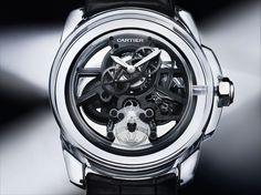 Cartier ID Two #cartier #watch