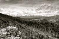 Beartooth Pass, Montana