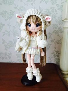Diy Sewing Projects, Teddy Bear, Crochet Hats, Dolls, Cosplay, Instagram Posts, Fashion, Amigurumi Doll, Projects