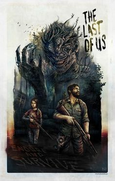 The Last of Us by Bohater13