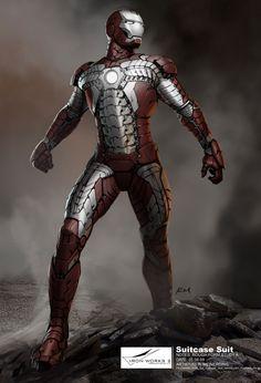 Ryan Meinerding - Iron Man 3
