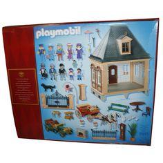 maison moderne playmobil city life 5574 miniature pinterest playmobil vie en ville et. Black Bedroom Furniture Sets. Home Design Ideas