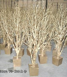 1m tall natural branch wedding crystal tree table top tree my wedding pinterest tree table and tree tree
