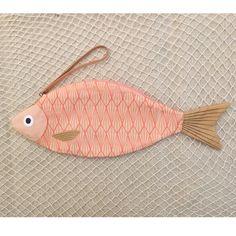 Fish handbag