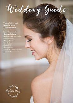 Der Barbara Wenz Fotografie Wedding Guide mit Tipps und Tricks von Hochzeitsprofis, für deine Traumhochzeit. Hol dir jetzt deine GRATIS pdf Version!