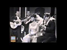 ALL THE GLAMOUR. Eydie Gormé and Trio Los Panchos - Piel Canela, Sabor A Mi, Granada (19...