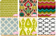 Ideas/Guidlines to Mixing & Matching Patterns in your Home.
