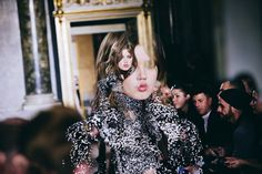 Emilio Pucci - Photographer Kevin Tachman\'s Take on Fashion Week Fall 2014 - Vogue