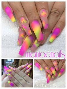 maniac nails