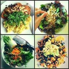How to take your lame relationship with Brown Rice to a next yummier level.   andreabalt.com #vegan #recipes