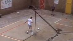 Oscar Pistorius 'playing football in prison with alleged gangster' | Daily Mail Online