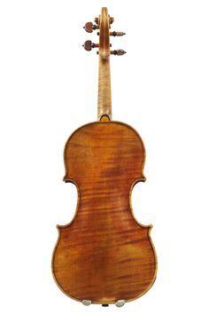 A Magnificent Violin by Matteo Goffriller, Venice circa 1710