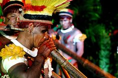 The Xingu Indians practice a ceremony that involves the playing of huge flutes and often this ceremony involves young girls and becomes a rite of passage. Xingu, Rite Of Passage, Flute, Body Art, Native American, Painting, Indian, Amazons, Culture