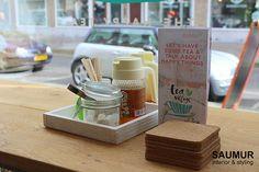 SAUMUR interior & styling   TEA & SWEET TASTING   Tea Village