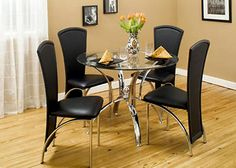 Modern Kitchen And Chairs Background HD Wallpaper With Check Out Other Gallery Of Modern Kitchen Table And Chairs On Kitchen