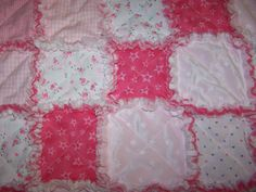 Hey, I found this really awesome Etsy listing at https://www.etsy.com/listing/193319771/baby-girl-rag-quilt-car-seat-cover-play