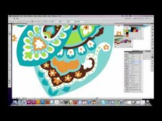 How to create a pattern in Illustrator: Paisley {video tutorial by Boatman Geller}