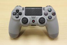 20周年紀念版PS4開箱評測 以初代機為概念的典藏紀念機 - 每日頭條 Gadget, Ps4, Console, Ps3, Products