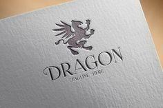 Check out Dragon Logo by samedia on Creative Market