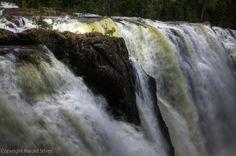 Aubrey Falls: Ontario Waterfalls