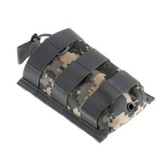Tactical Magazine Pouch Molle Open Top MPS AEG Single Magazine Pouch Military Nylon Cartridge Clip Pouch For M4/M16 5.56 .223