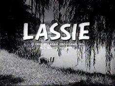 My Mom really didn't like me watching Lassie and that's only because as soon as I heard the theme song I would start to cry.