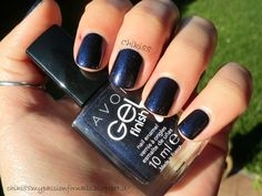 CHIKI88...  my passion for nails!: Swatches: Siberia - Avon