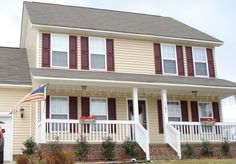 My home in Fayetteville, NC.  I am selling it!