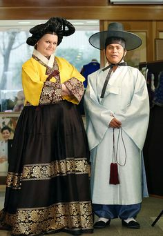 Hanbok Experience at Park Sul Nyeo Hanbok