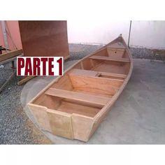 6e227c2885 Projeto Barcos E Canoas Em Madeira Exclusivo Original!! - R  5